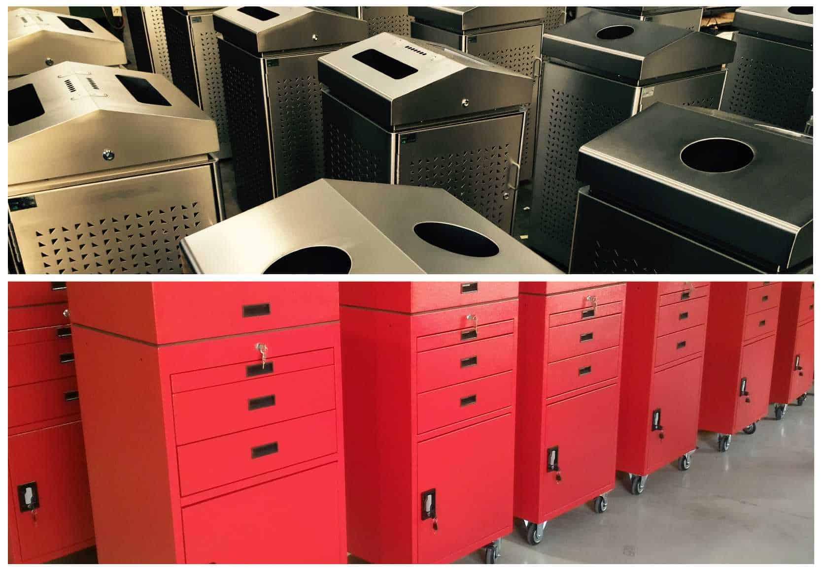 metal bin assembly melbourne engineering