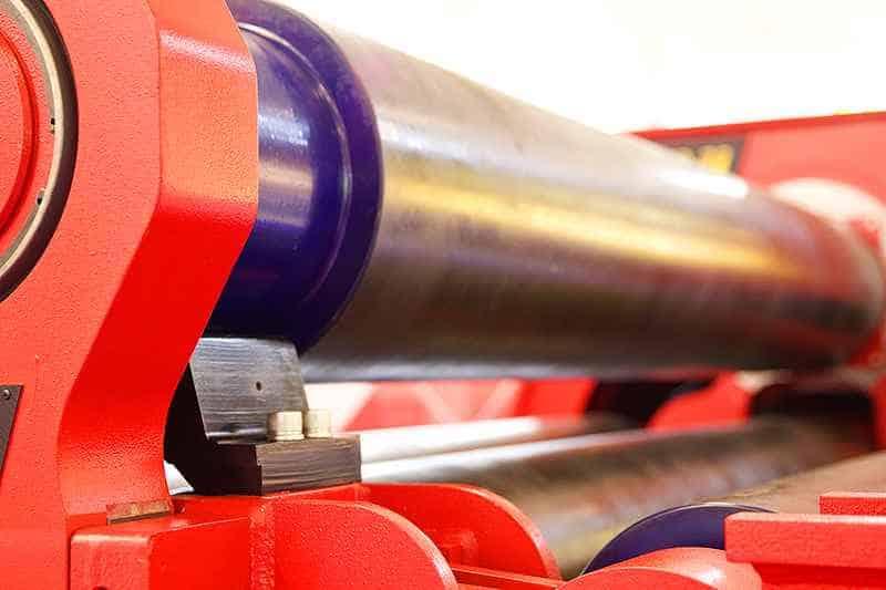 metal rolling fabrication
