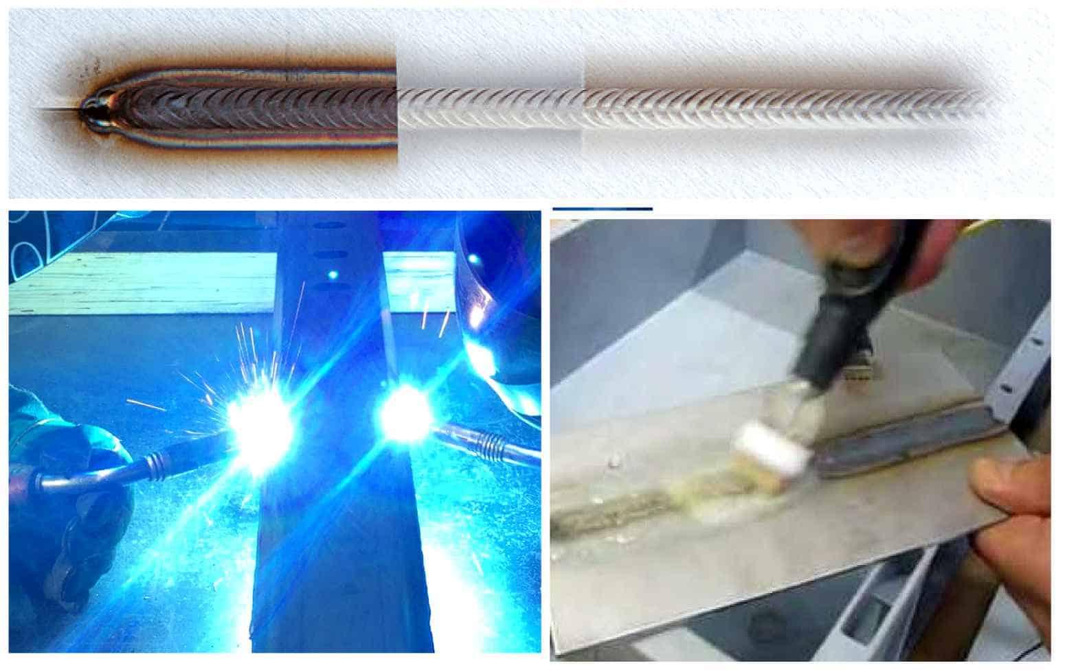 metal welding fabrication