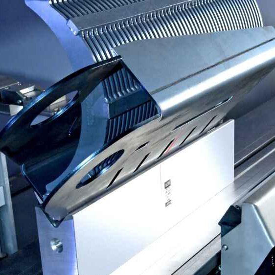 brake pressing and folding