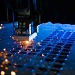 metal laser cutting fabrication