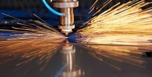 laser cutting metal fabrication