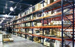 pallet storage packing logistics
