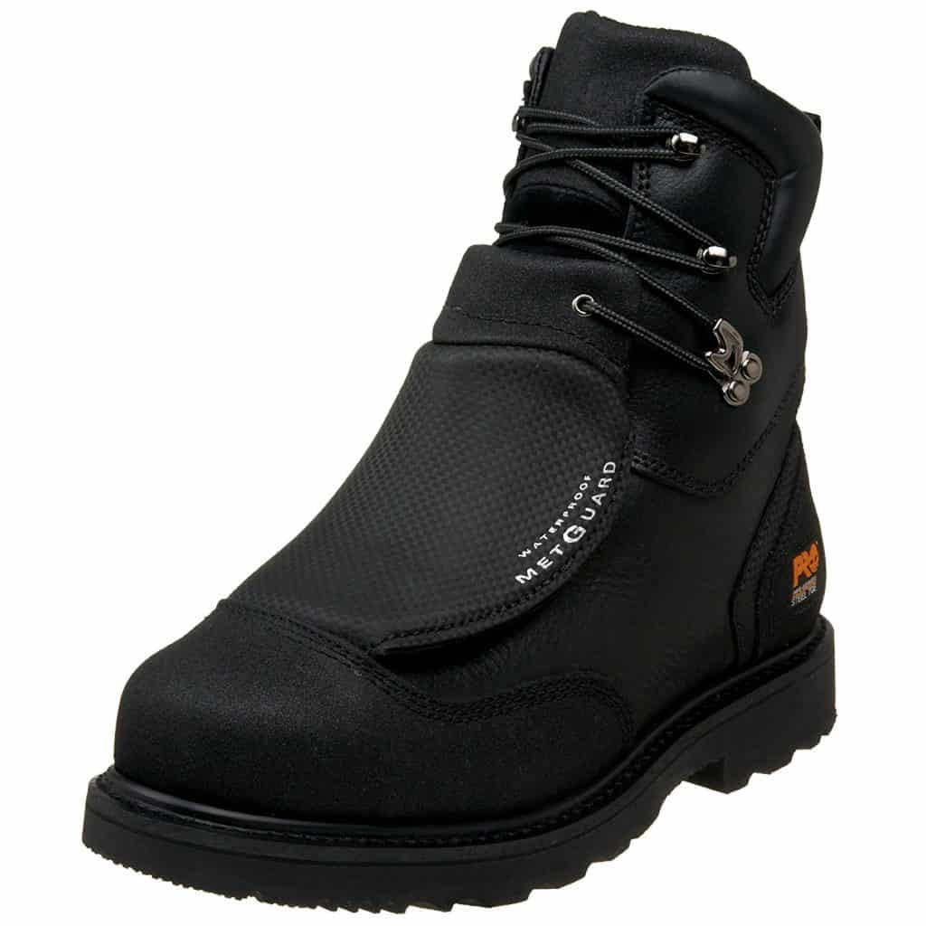 timberland welding boot
