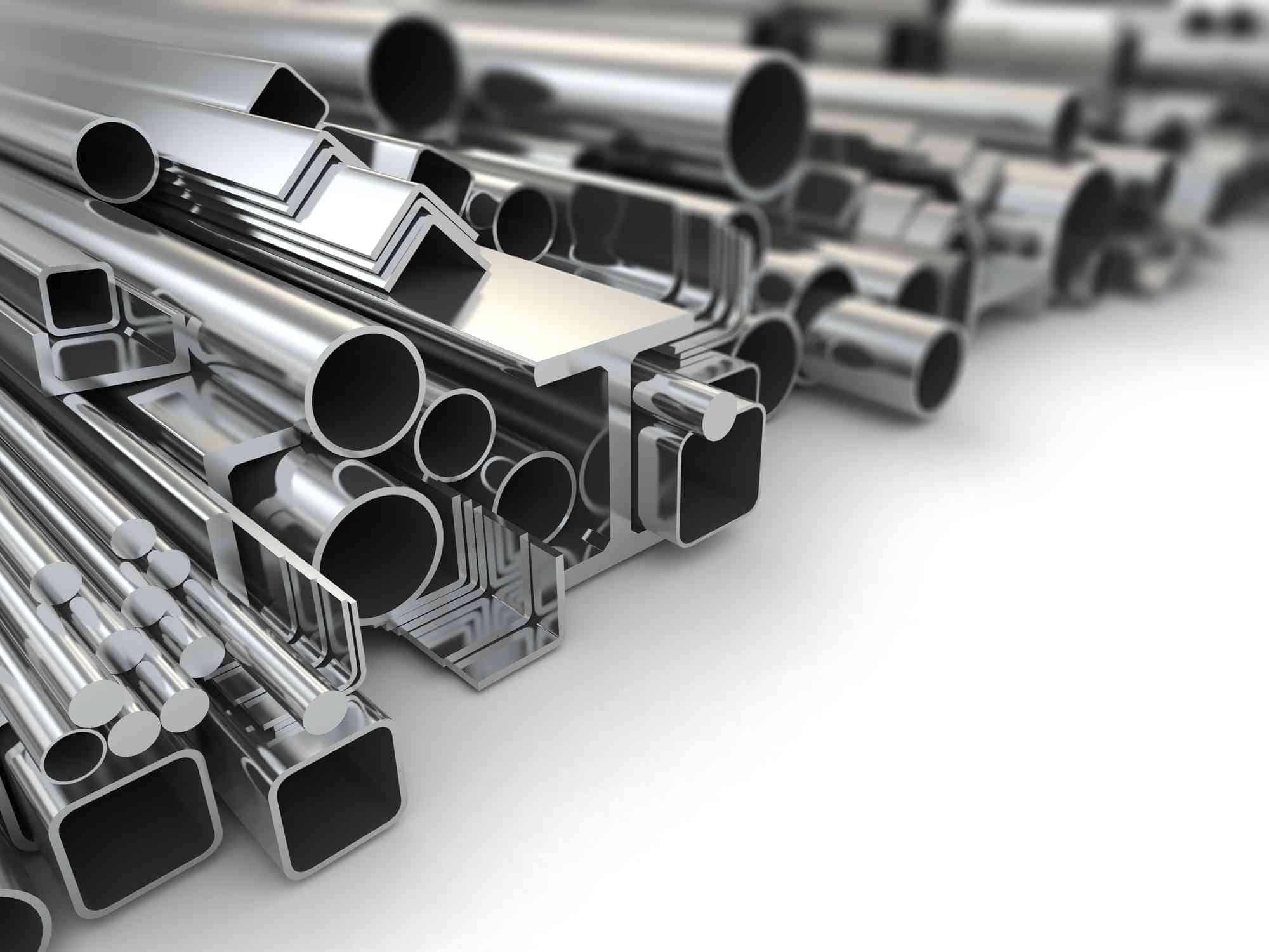 aluminum pipe fabrication