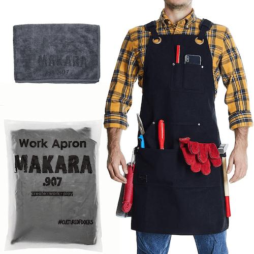 makara welding apron