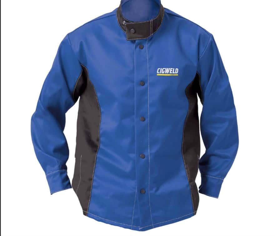 Safety Welding jacket